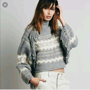 Free People Heirloom Sweater